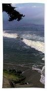 California Surfers Bath Towel