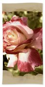 Surprise Rose Bath Sheet
