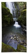 Susan Creek Falls Oregon 5 Bath Towel