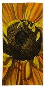 Susanna's Sunflower Bath Towel