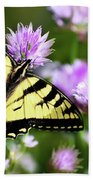 Swallowtail Butterfly Dream Hand Towel