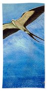 Swallowtail Sighting Bath Towel