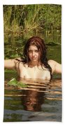 Swamp Beauty Two Bath Towel
