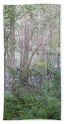 Photo Of Swamp Bath Towel