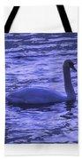 Swan Lake-tote Bag Bath Towel