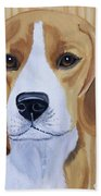 Sweet Beagle  Bath Towel