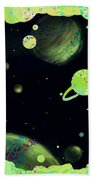 Sweet Dreams And Starry Nights Hand Towel