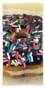 Sweet Indulgence - Donut Bath Towel