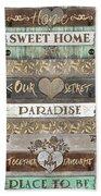 Sweet Paradise Series Bath Towel
