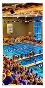 Swim Meet Bath Towel
