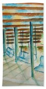 Swings At Smale Park Bath Towel