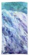 Swiss Alps - My Interpretation Bath Towel