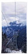 Swiss Funicular Bath Towel