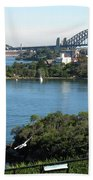 Sydney Harbour Bath Towel