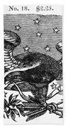 Symbols: Eagle Bath Towel