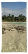 Tahiti Beach,bahamas. Bath Towel