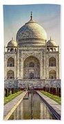 Taj Mahal Bath Towel