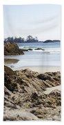 Long Beach Views Bath Towel