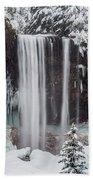 Tamanawas Falls 1 Bath Towel