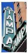 Tampa Tampa Bath Towel