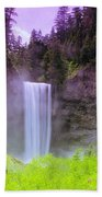 Tananamawas Falls  Bath Towel