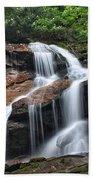 Upper Dill Falls Bath Towel