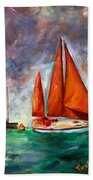 Tanbarque Rounds The Mark Hand Towel