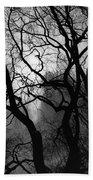 Tangled Trees Bath Towel