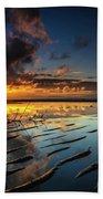 Tanjung Aru Beach Bath Towel