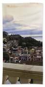 Taormina Balcony View 2 Bath Towel