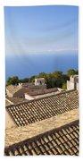 Taormina Rooftops Bath Towel