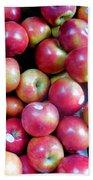 Tasty Fresh Apples 1 Bath Towel