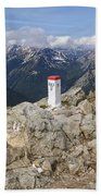 Tatra Mountains 1 Bath Towel