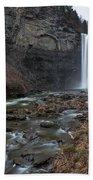 Taughannock Falls Bath Towel