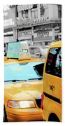 Taxiderby Hand Towel