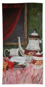 Tea Time Bath Towel