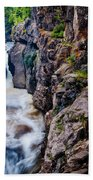 Temperance River Gorge Bath Towel