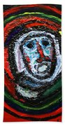 Tempest Of The Damned Bath Towel