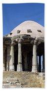 Temple At Fort Kumbhalgarh Bath Towel