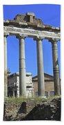 Temple Of Saturn Bath Towel