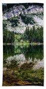 Tenaya Lake Bath Towel
