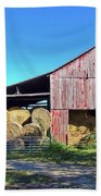 Tennessee Hay Barn Hand Towel