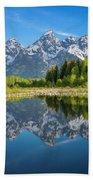 Teton Reflection Hand Towel