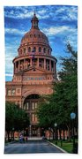Texas State Capitol Hand Towel