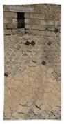 Textural Antiquities Herculaneum Wall One Bath Towel