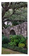 The Alamo Oak Bath Towel