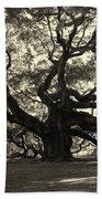 The Angel Oak Hand Towel