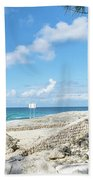 The Bahamas Islands Bath Towel