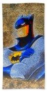The Batman - Pa Bath Towel