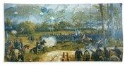 The Battle Of Kenesaw Mountain Bath Towel